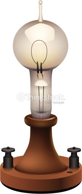 First Light Bulb Vector Art Thinkstock