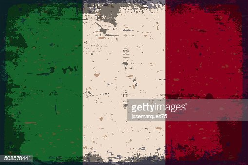 Flag of Italy : Vectorkunst