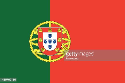 Illustrations et dessins anim s de portugal getty images - Dessin drapeau portugal ...