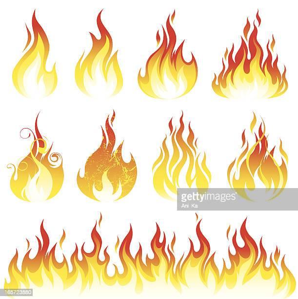 Flamme-Kollektion
