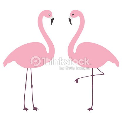 flamingo clipart vectoriel thinkstock. Black Bedroom Furniture Sets. Home Design Ideas