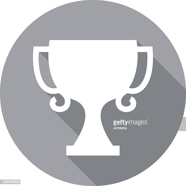 Trophy Vector Art And Graphics | Getty Images