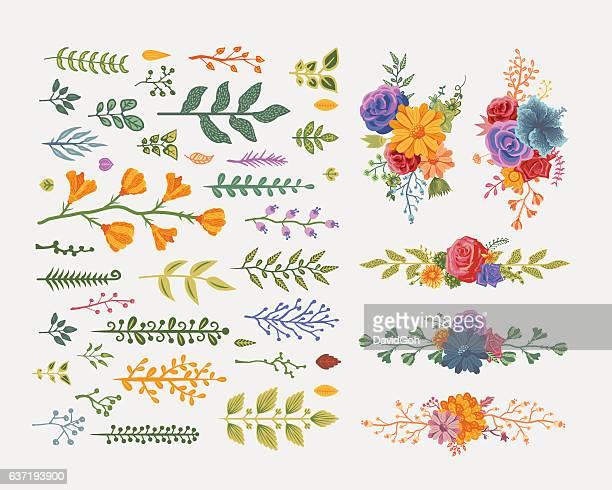 Floral Design Elements