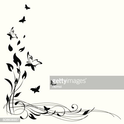 design floral : Arte vetorial