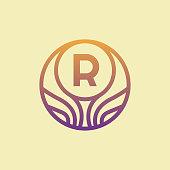 icon design for flower