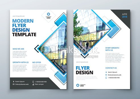 flyer design corporate business report cover brochure or flyer design leaflet presentation teal flyer with abstract circle round shapes background