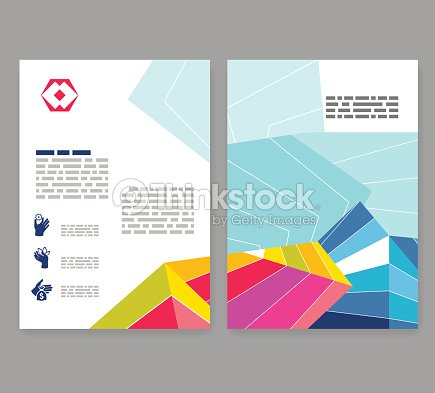 flyer leaflet booklet layout editable design template a4 2fold