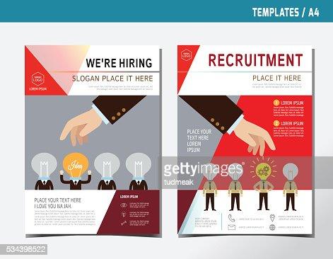Recruitment Flyer Template Recruitment Flyer Template Free ...