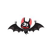 Halloween set - pointed hat, caldron, jack o lantern, spider, bat, zombie, decoration elements, cartoon vector illustration isolated on white background. Set of cartoon Halloween objects, decorations