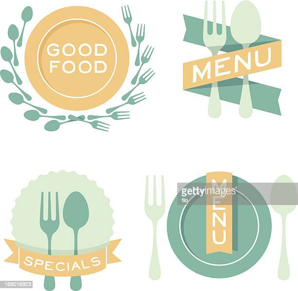 Place Setting Stock Illustrations And Cartoons