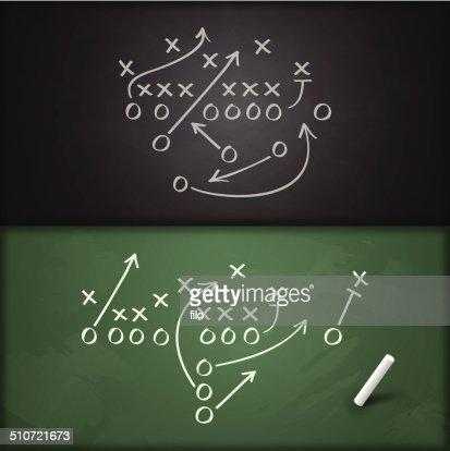 football play diagrams vector art   getty imagesfootball play diagrams   vector art