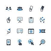 Football & Soccer Icons - Set 2
