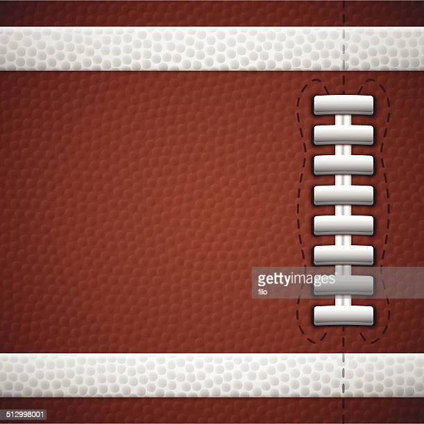 Fond de Texture de Football
