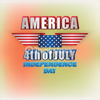 Fourth of July, American holiday