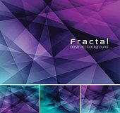 Low poly vector background series, suitable for design element and web background
