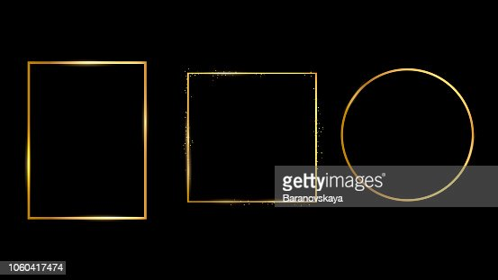 Frame label gold sale holiday vector poster : stock vector