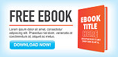 Free Ebook Call to Action with Download Now Button and Book Image