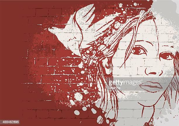 Freedom Wall Grafitti
