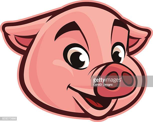 Pig Stock Illustrations And Cartoons