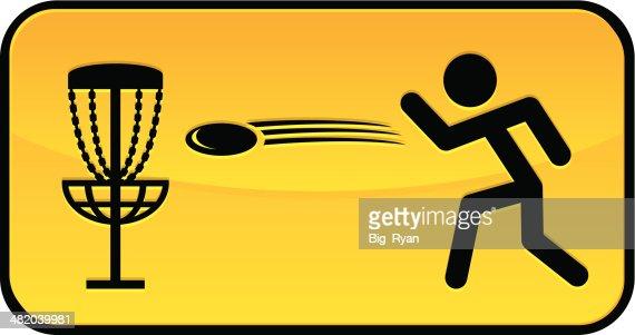 Disc Golf Tee Signs - Lake Claiborne Disc Golf  |Frisbee Golf Sign