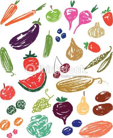 clipart fruits et légumes gratuit - photo #14