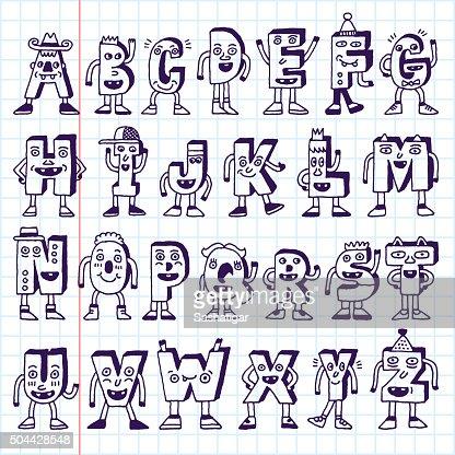letter in design