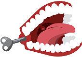 入れ歯のおもちゃ ストックフォトとイラスト - ロイヤリティフリーイメージ - Thinkstock 日本国