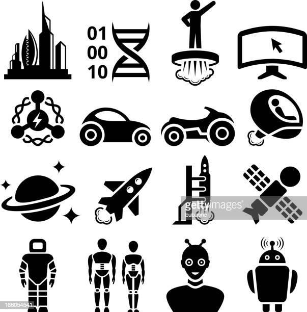 robot vector art and graphics