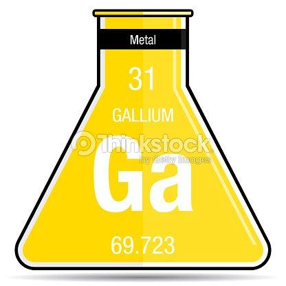 Smbolo del galio en matraz qumica elemento nmero 31 de la tabla smbolo del galio en matraz qumica elemento nmero 31 de la tabla peridica de los urtaz Choice Image