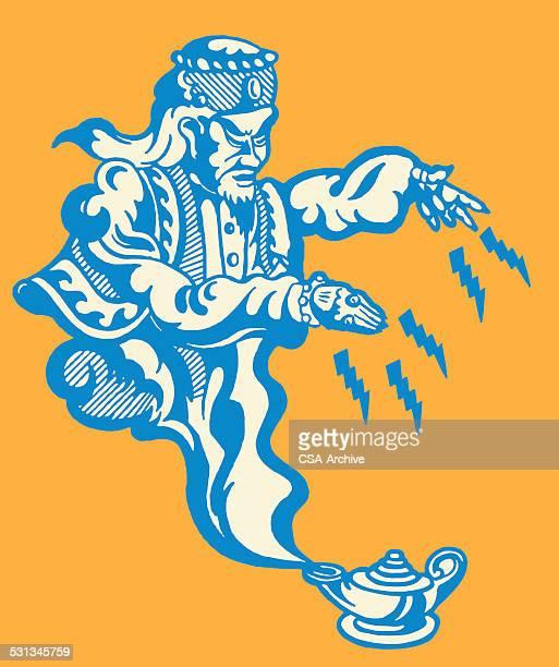 Aladdin and the Wonderful Lamp  The Blue Fairy Book
