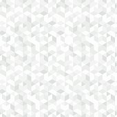 Geometric mosaic pattern - a seamless vector background