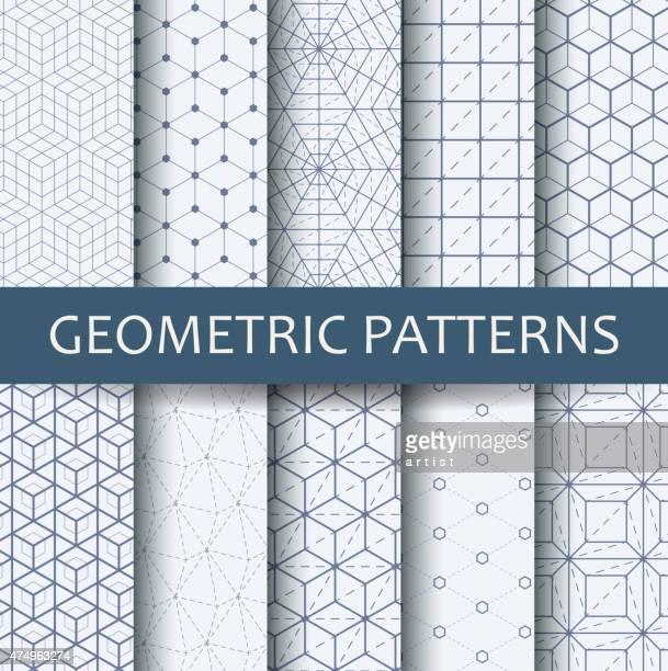 Geometrischen Muster