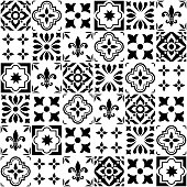 Tile collection inspired by traditional art from Portugal and Spain