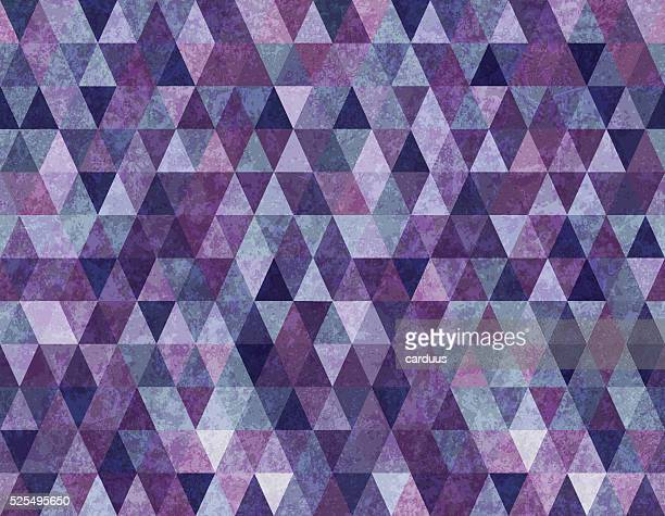 Geometrische nahtlose Musterung grunge