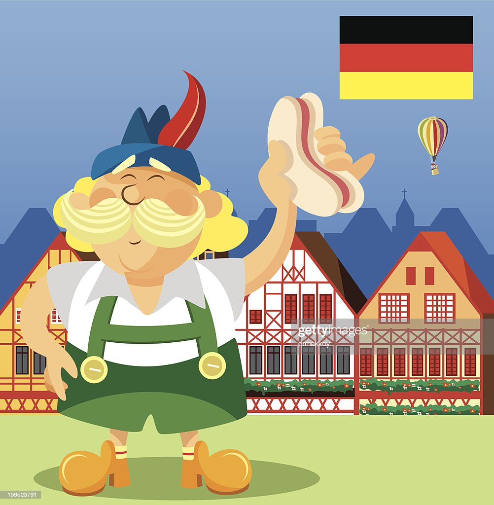 German : Vektorgrafik