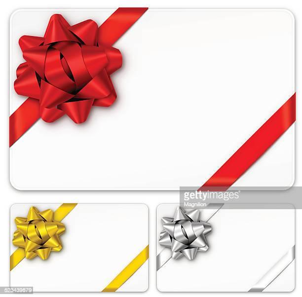 Les cartes-cadeaux avec Arcs