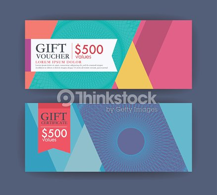 Gift certificate and gift voucher modern guilloche template vector gift certificate and gift voucher modern guilloche template vector art yadclub Image collections