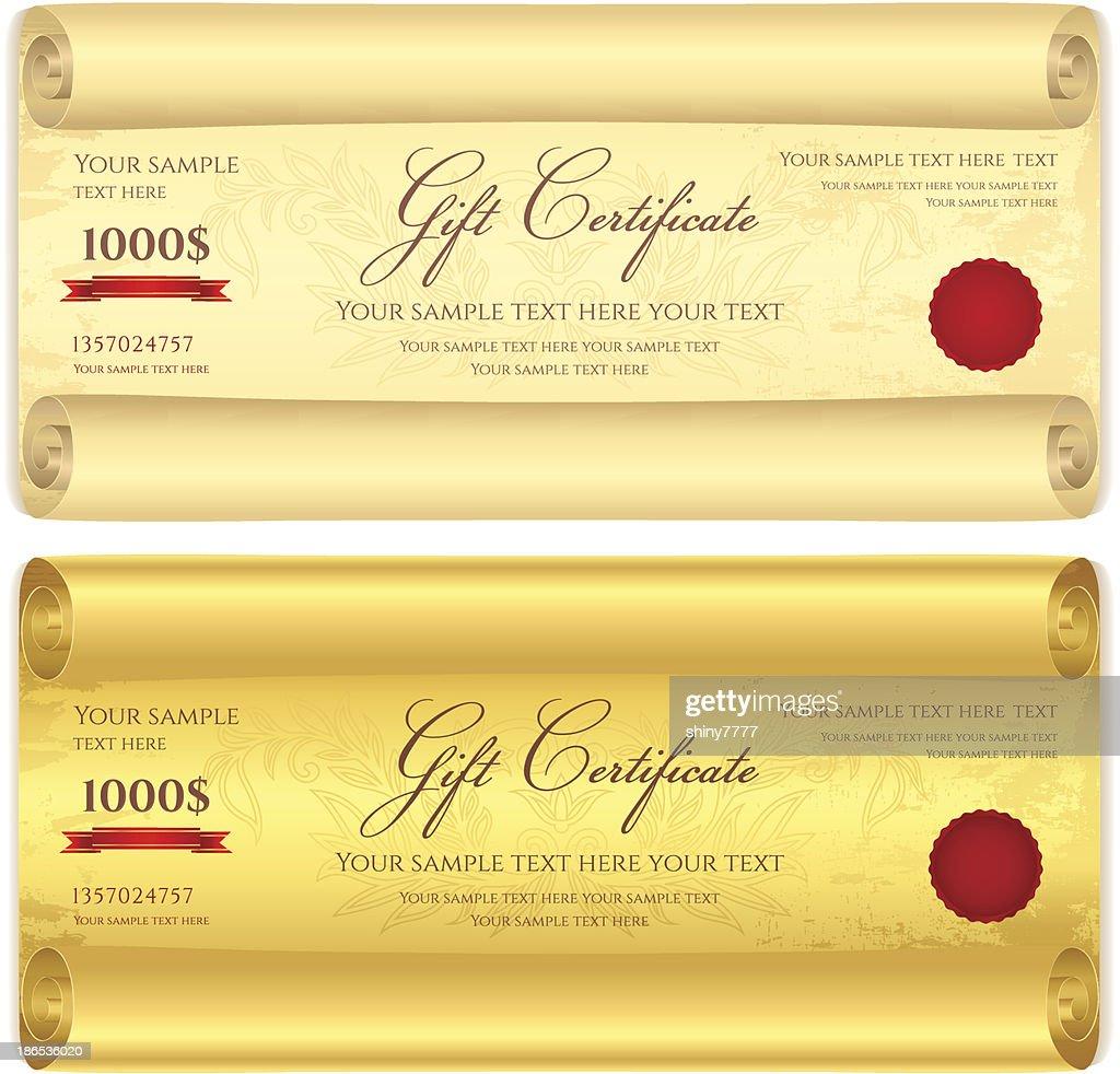 Sample Gift Certificate Wording Radiotodorock