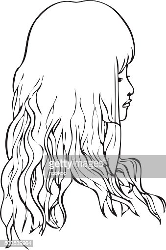 curly hair clip art vector images   illustrations istock furthermore girl with curly hair vector art getty images together with woman with short curly hair stock illustration getty images moreover man with curly hair stock vector art 132075707 istock in addition monochrome hand drawn illustration of a woman curly hair girl. on curly hairstyles with ids