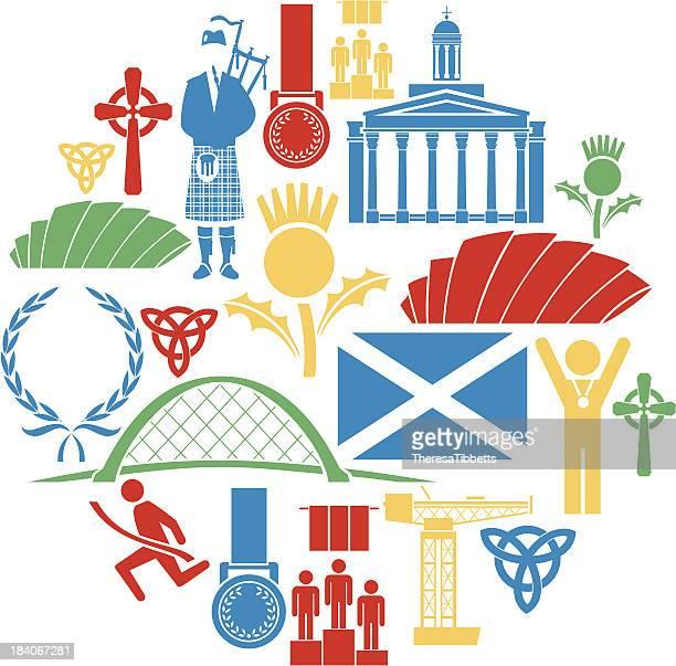 Glasgow Icon Set