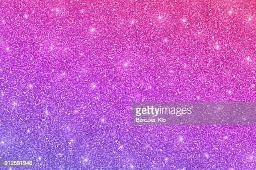 Glitter horizontal texture with pink violet color effect : stock vector