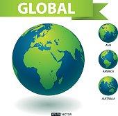 Global EPS10 vector