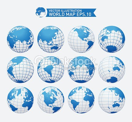 Globe royalty free vector interface icon set world map vector art globe royalty free vector interface icon set world map vector art gumiabroncs Gallery