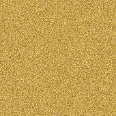 Gold glitter texture seamless vector for design layout background.