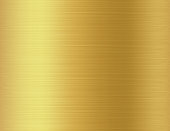 Gold textured vector background. Horizontal composition.