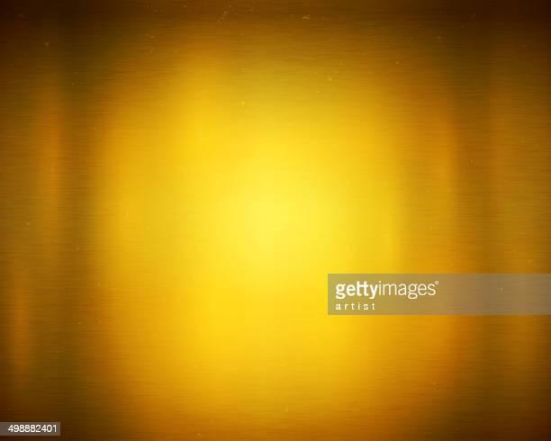 Goldenen Hintergrund