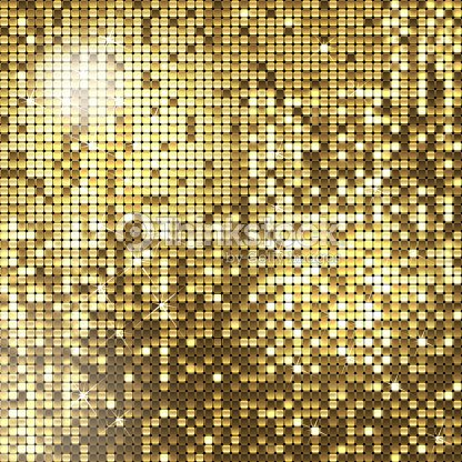 golden background : stock vector