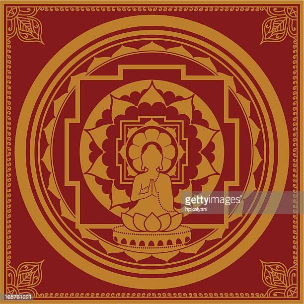 Bouddha en or