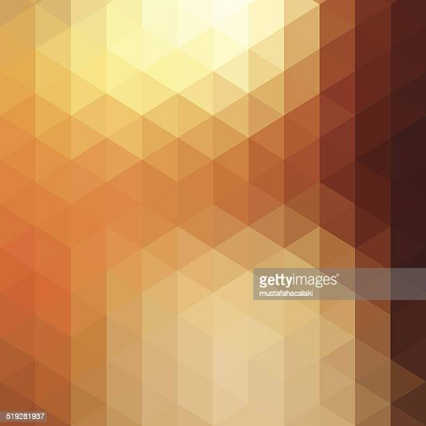 Or fond abstrait Hexagone