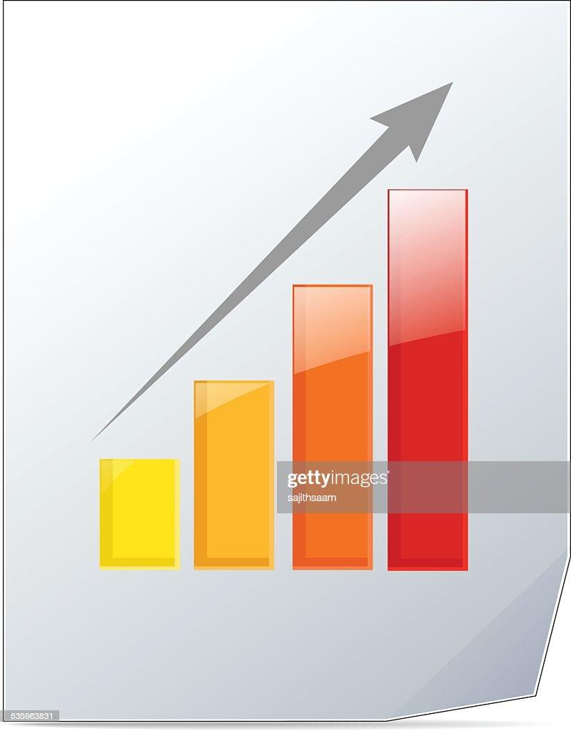 graph data : Vector Art